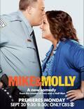 """Постер из фильма """"Майк и Молли"""" - 1"""