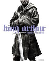 "Постер из фильма ""Меч короля Артура (Король Артур: Начало легенды)"" - 4"