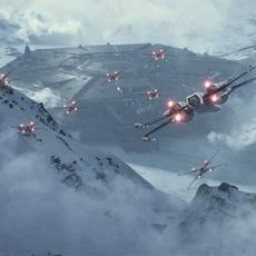 """Кадр из фильма """"Звездные войны: Пробуждение силы"""" - 3"""
