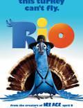 """Постер из фильма """"Рио 3D"""" - 1"""