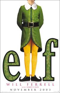 Постер Эльф