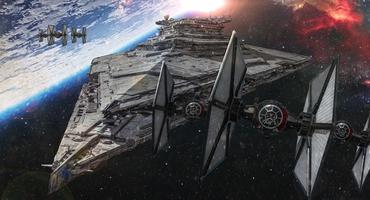 Девятый эпизод «Звездных войн» хотят снимать в космосе