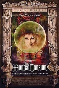Постер Особняк с привидениями