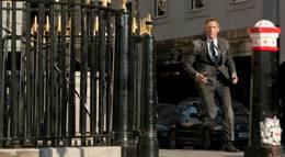 "Кадр из фильма ""007: Координаты «Скайфолл»"" - 1"