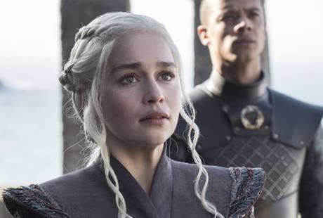 7 сезон «Игры престолов» стартовал с рекордным рейтингом