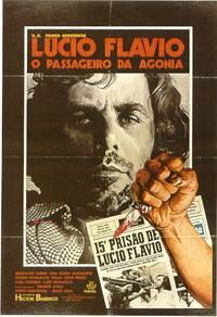 Постер Лусиу Флавиу, агонизирующий пассажир
