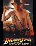 """Постер из фильма """"Индиана Джонс и Храм судьбы"""" - 1"""