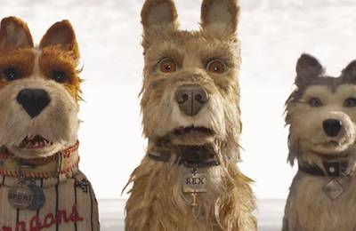 Вышел трейлер мультфильма про собак от Уэса Андерсона