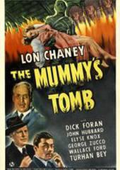 Гробница мумии