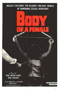 Постер Тело женщины
