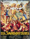 """Постер из фильма """"Три мушкетера"""" - 1"""