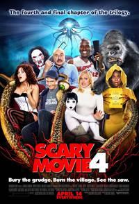 Постер Очень страшное кино 4