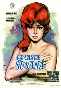 Постер La casta Susana