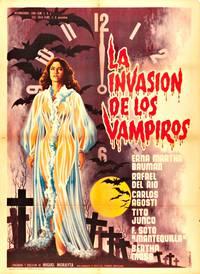 Постер Вторжение вампиров