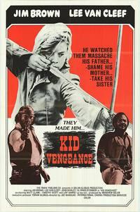 Постер Месть ребёнка