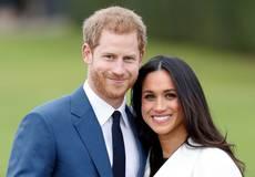 В мае выйдет телефильм о принце Гарри и Меган Маркл