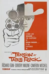 Постер Tension at Table Rock