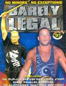 ECW Едва легально (видео)
