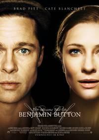 Постер Загадочная история Бенджамина Баттона