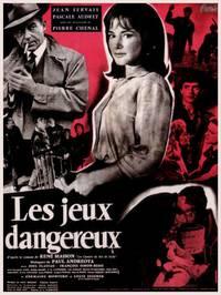 Постер Опасная игра
