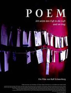 Poem - Ich setzte den Fuß in die Luft und sie trug