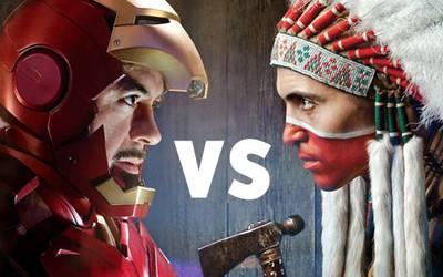 «Железный человек 3» vs «Тот, кто прошел сквозь огонь»
