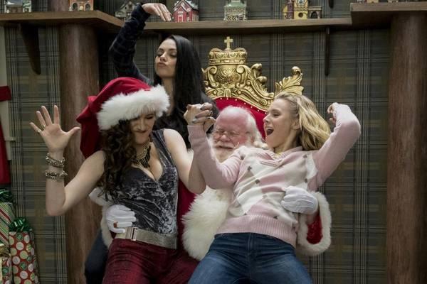 Что смотреть в кино на Новый год 2018