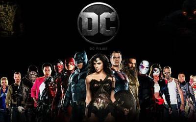 Гид по будущим супергеройским фильмам DC Comics (2018—)
