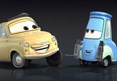 Pixar покажет серию короткометражек по «Тачкам»
