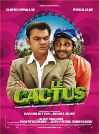 Постер Кактус
