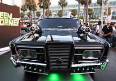 Автомобиль Зеленого Шершня выставили на аукцион