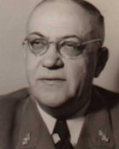 Др. Теодор Морелл фото