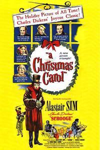 Постер Рождественский гимн