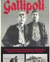 """Постер из фильма """"Галлиполи"""" - 4"""