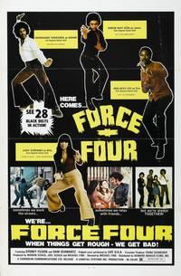 Постер Чёрная группа