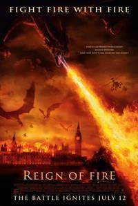 Постер Власть огня