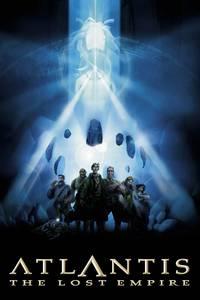 Постер Атлантида: Затерянный мир