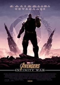 Постер Мстители: Война бесконечности