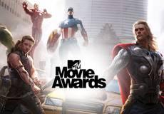 «Мстители» получили главную награду MTV
