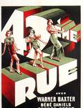 """Постер из фильма """"42-я улица"""" - 1"""