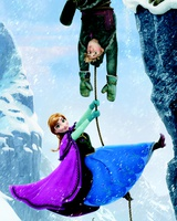 """Постер из фильма """"Холодное сердце 3D"""" - 9"""