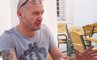 Александр Шапиро: «Порно – это отношение к чему-то, а не то, что видишь»
