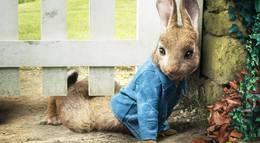 "Кадр из фильма ""Кролик Питер"" - 1"