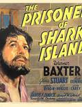 """Постер из фильма """"Узник острова акул"""" - 1"""
