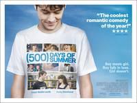 Постер 500 дней лета