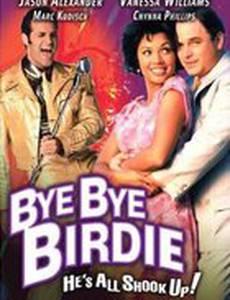 До свидания птичка