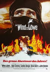 Постер Ветер и лев