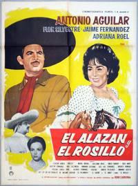 Постер El alazán y el rosillo