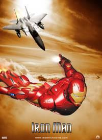 Постер Железный человек