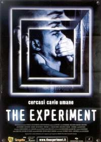 Постер Эксперимент